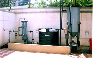 Effluent Treatment Plant Refining Acid Waste & Investment Casting